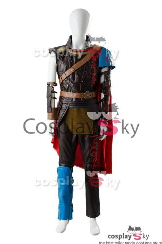Thor 3 Ragnarok Thor Outfit Full Set Cosplay Kostüm