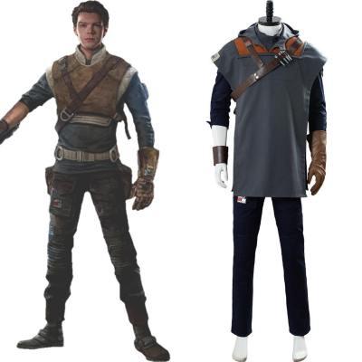 Star Wars Jedi: Fallen Order Cal Kestis Cosplay Kostüm