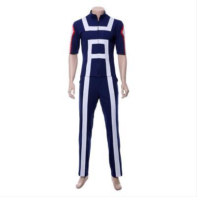 Boku no Hero Academia My Hero Academia Trainingsuit Cosplay Kostüm