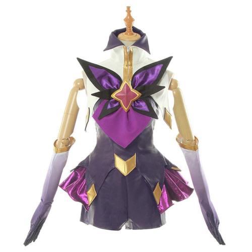 LOL Star Guardian Zoe Kleid Cosplay Kostüm Damen Kostüm
