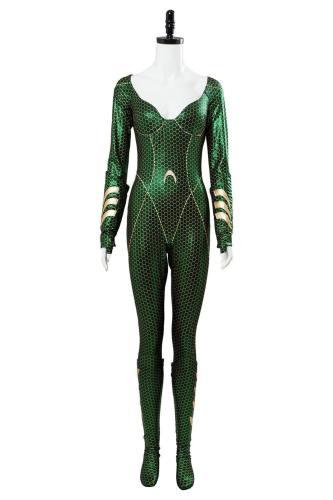 Aquaman mera Jumpsuit Cosplay Kostüm