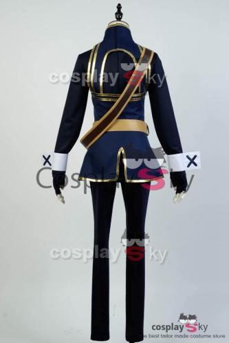 Fire Emblem Awakening Fates Lucina Battle Suit Cosplay Kostüm