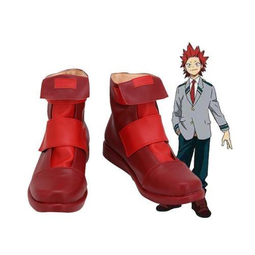 Boku no My Hero Academia Staffel 4 Red Riot Kirishima Eijiro Schuhe Cosplay Schuhe
