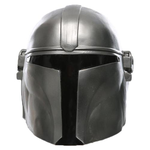 The Mandalorian Mando Helm Cosplay Kopfbedeckung Star Wars: The Mandalorian Helm aus Latex