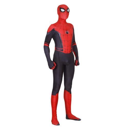 Spider-Man: Far From Home Peter Jumpsuit Cosplay Kostüm NEU Version