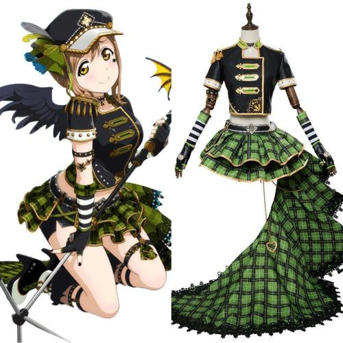 Love Live ! Aqours Hanamaru Kunikida Punk Rock Ver. SR 1487 Cosplay Kostüm