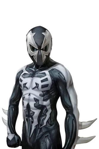 Spider-Man: Into the Spider-Verse Spider Man 2009 Jumpsuit Cosplay Kostüm