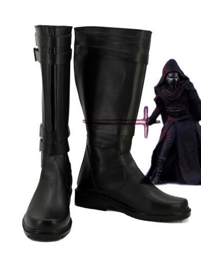 Star Wars: Das Erwachen der Macht Kylo Ren Sith Cosplay Schuhe Stiefel