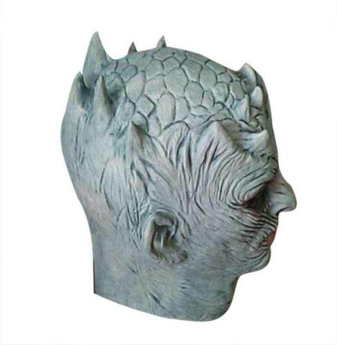 Game of Thrones Staffel 7 Night King White Walkers Nachtkönig Weiße Wanderer Maske Cosplay Requisiten