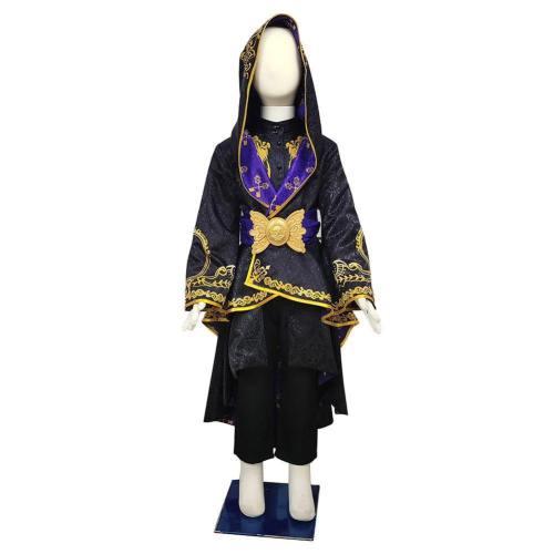 Twisted Wonderland Cosplay Kostüm Kinder Uniform Outfit Halloween Karneval Kostüm für Mädchen Jungen