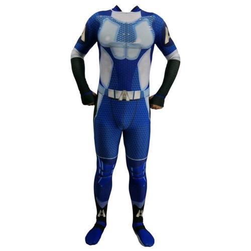 The Boys A-Train Speedster Jumpsuit Cosplay Kostüm