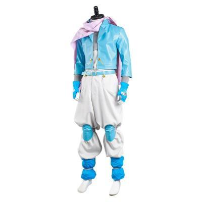 JoJo's Bizarre Adventure Battle Tendency Caesar Anthonio Zeppeli Cosplay Kostüm Halloween Karneval Kostüm