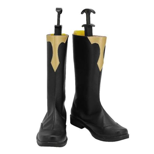 Castlevania Simon Belmont Stiefel Cosplay Schuhe