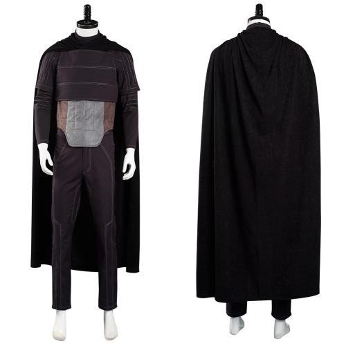 The Mandalorian 2 Mando Cosplay Kostüm Innerhemd Outfits Halloween Karneval Kostüm