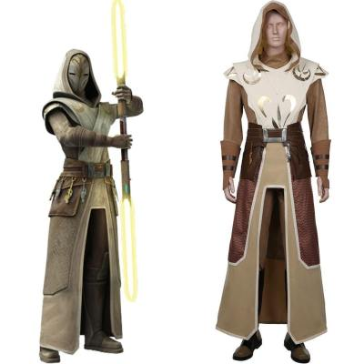 Star Wars The Clone Wars Jedi Temple Guard Kostüm Cosplay Halloween Karnval Kostüm