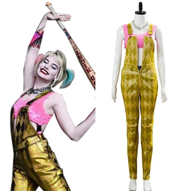 Birds Of Prey: The Emancipation Of Harley Quinn Cosplay Kostüm Damen Kostüm Karneval