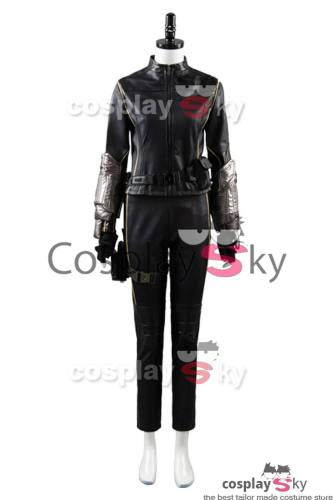 Agents of Shield S.H.I.E.L.D Quake Daisy Johnson Skay Outfit Cosplay Kostüm