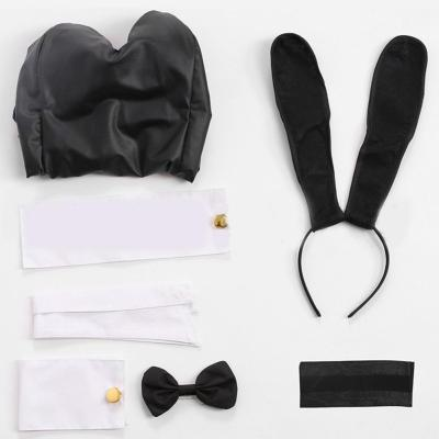 Seishun Buta Yarou Series Sakurajima Mai Cosplay Kostüm Bunny Girl Halloween Karneval Jumpsuit