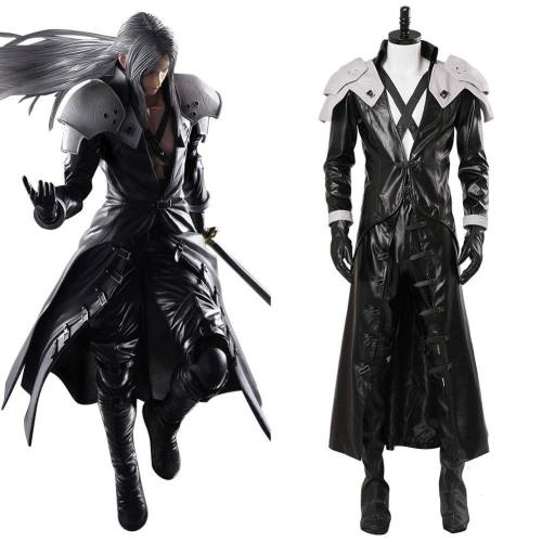 Final Fantasy VII Remake Sephiroth Cosplay Kostüm Set