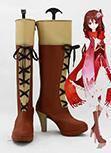 Kagerou Project Mekakushi Dan Ayano Stiefel Cosplay Schuhe