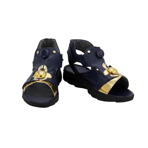 Kalim Al-Asim Schuhe Twisted Wonderland Kalim Cosplay Schuhe Version B