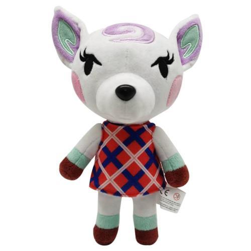 Animal Crossing Diana Puppe Plüsche Puppe als Geschenk Dekoration