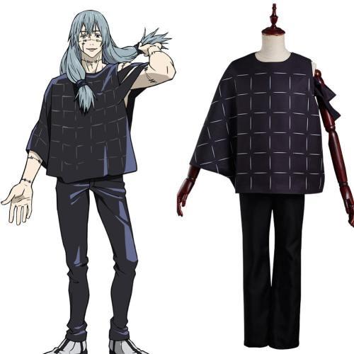 Jujutsu Kaisen Mahito Kostüm Cosplay Kostüm