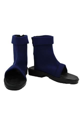 Naruto Uzumaki Uchiha Sasuke Cosplay Stiefel Schuhe