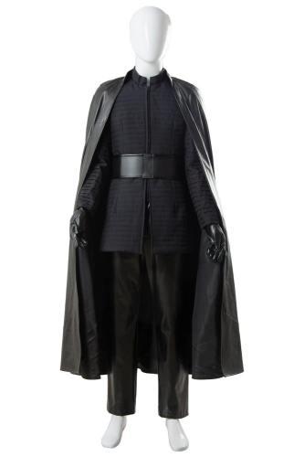 Star Wars 8 Die letzten Jedi Kylo Ren Outfit Ver.2 Cosplay Kostüm