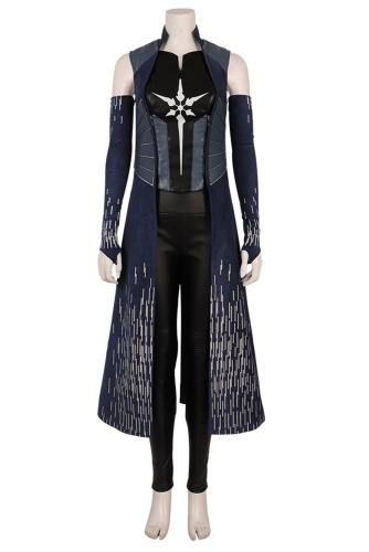 The Flash Staffel 6 Killer Frost Dr Caitlin Snow Cosplay Kostüm Damen Kostüm