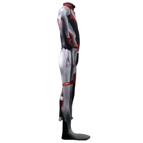 Avengers 4 Endgame Jumpsuit Print Cosplay Kostüm Quantenreich Suit Quantum Realm Suit für Kinder