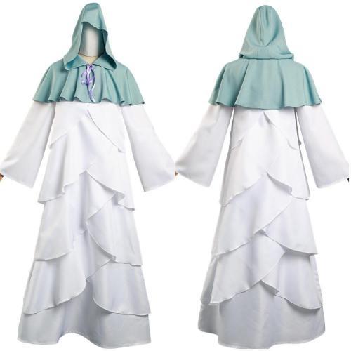 The Promised Neverland 2 Mujika Cosplay Kostüm Halloween Karneval Outfits