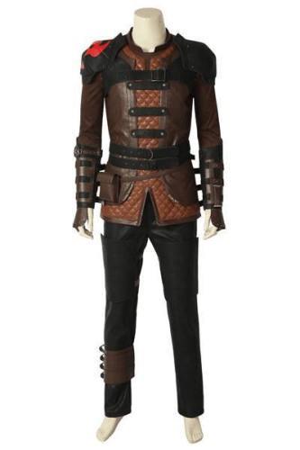 Drachenzähmen leicht gemacht 3 : Die geheime Welt Hicks der Hühne Cosplay Kostüm