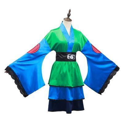 NARUTO Kakashi Hatake Cosplay Kostüm Frauen Kimono Halloween Karneval Outfits