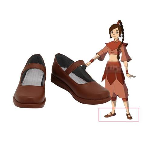 Ty Lee Schuhe The Legend of Korra Avatar Ty Lee Cosplay Schuhe