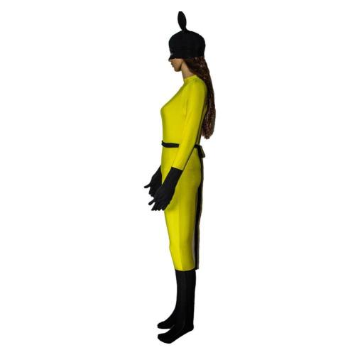 Marvel's Jessica Jones Staffel 3 A.K.A Hellcat Patsy Walker Jumpsuit Cosplay Kostüm
