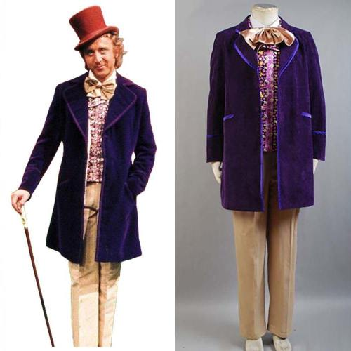 Willy Wonka and the Chocolate Factory 1971 Cosplay Kostüm
