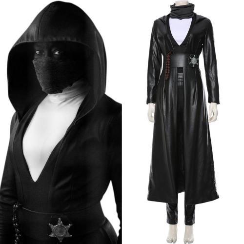 Watchmen – Die Wächter Angela Abar  Cosplay Kostüm NEU