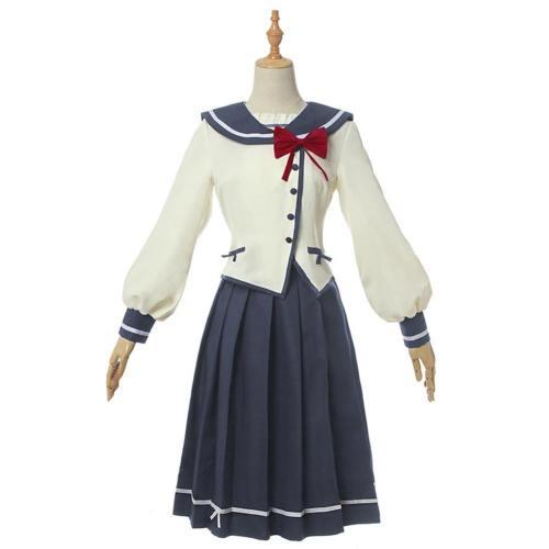 Ore wo Suki nano wa Omae dake ka yo: Ore wa Teinei ni Susumeru/ORESUKI: Are you the one who loves me? Cosplay Sanshokuin Sumireko Pansy Cosplay Women School Uniform Outfits
