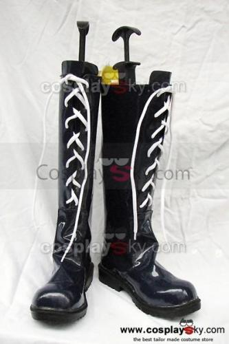 Final Fantasy X2 Yuna Cosplay Stiefel Maßgeschneiderte