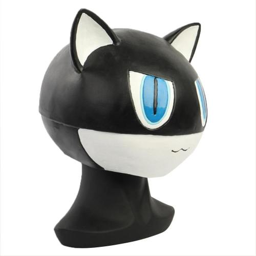 Persona 5 Morgana Mona Monster Cat Maske Cosplay Maske Requisite Kopfbedeckung