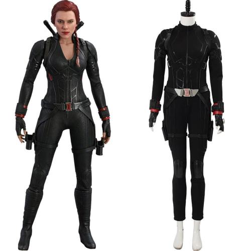 Avengers 4 Avengers: Endgame Black Widow Cosplay Kostüm NEU Version