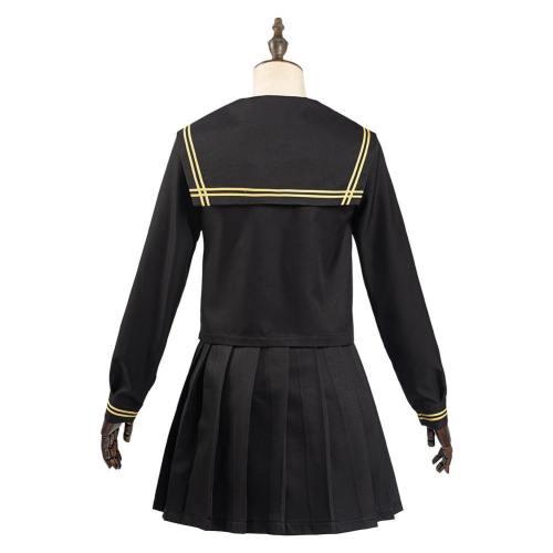Japanische Uniform Schuluniform JK Uniform Matroseanzug für Mädchen Studentin Cosplay