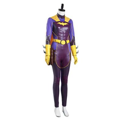 Gotham Knights Batwoman Cosplay Kostüm Jumpsuit Halloween Karneval Kostüm