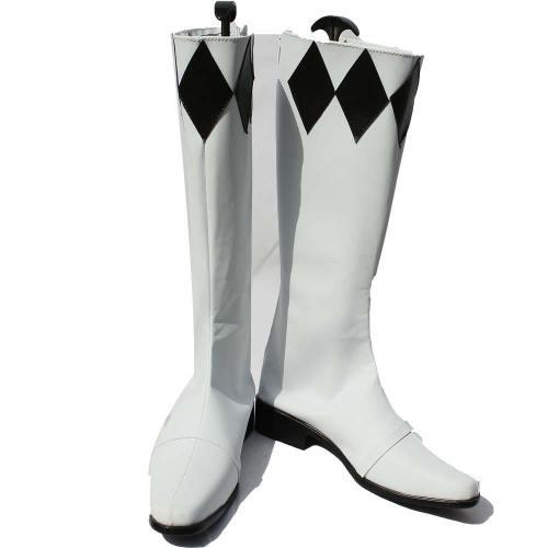 Mighty Morphin Power Rangers Goushi Mammoth Ranger Cosplay Schuhe Stiefel