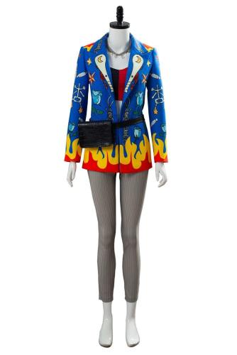 Birds of Prey The Emancipation of Harley Quinn Kostüm Cosplay Kostüm