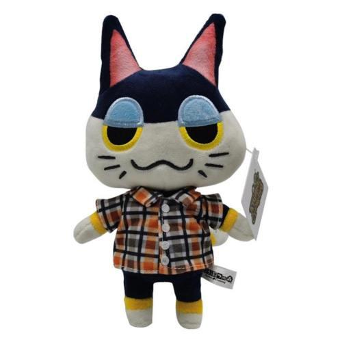 Punchy Plüsche Animal Crossing Punchy Puppe Kinder Geschenk Zuhause Dekoration