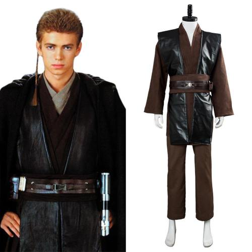 Star Wars Anakin Skywalker Darth Vader Kostüm Cosplay Kostüm Set