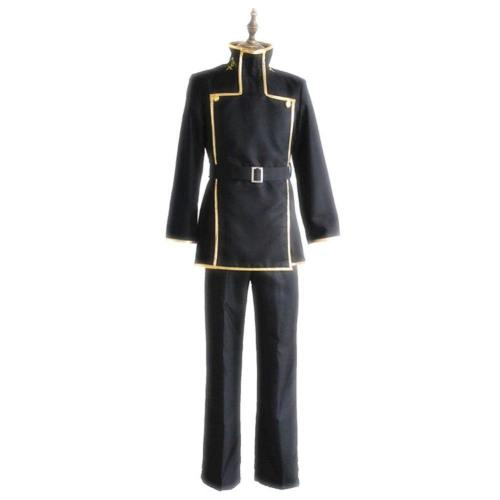 CODE GEASS Lelouch Lamperouge Cosplay Kostüm Uniform Herren