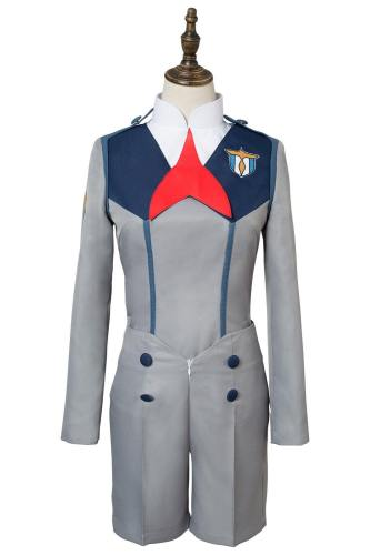 DitF Darling in the Franxx Code 016 HIRO Uniform Cosplay Kostüm